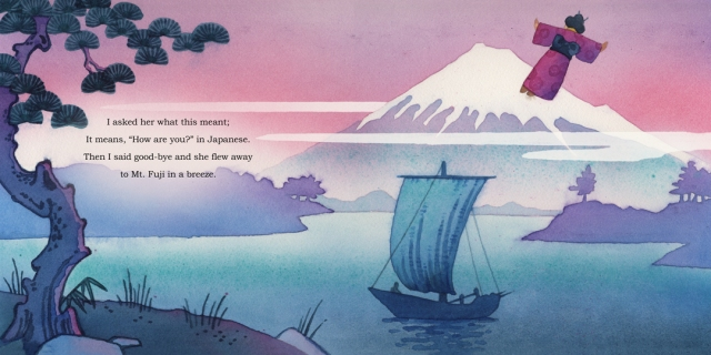 Mount Fuji-kids stotybooks-Freeman